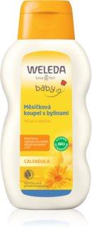 Weleda Baby and Child bain au calendula et aux herbes