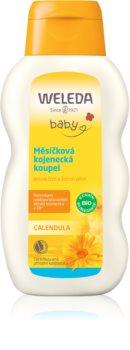 Weleda Baby and Child baie cu gălbenele pentru bebeluși
