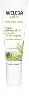 Weleda Naturally Clear trattamento localizzato anti-acne per pelli problematiche