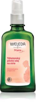Weleda Pregnancy and Lactation tehotenský ošetrujúci olej  na strie