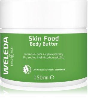 Weleda Skin Food intenzivní tělové máslo pro suchou až velmi suchou pokožku