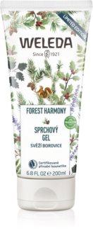 Weleda Forest Harmony gel doccia trattante