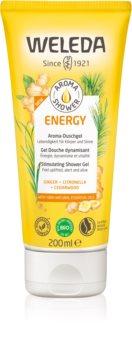 Weleda Energy gel douche booster d'énergie