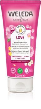 Weleda Love blahodárný sprchový gel