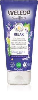 Weleda Relax relaxációs tusoló krém