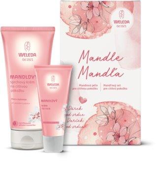 Weleda Almond Cosmetic Set I. for Women