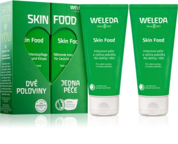 Weleda Skin Food Cosmetic Set I. Unisex