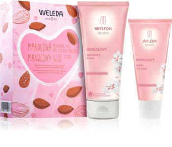 Weleda Almond kit di cosmetici I. (per pelli sensibili) da donna