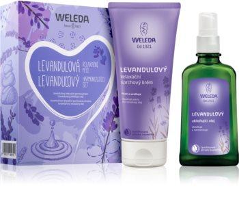 Weleda Lavender confezione regalo da donna