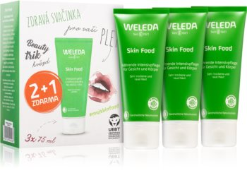 Weleda Skin Food Gift Set (with Nourishing Effect)