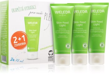 Weleda Skin Food Geschenkset (für intensive Hydratisierung)