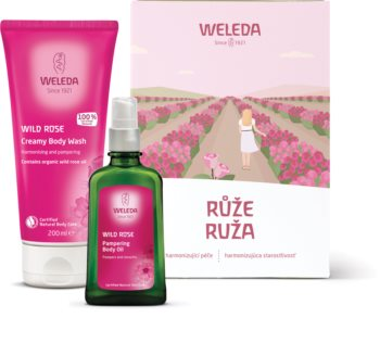 Weleda Rose Gift Set I. for Women