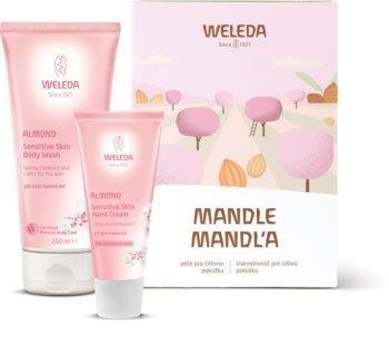 Weleda Almond Gift Set III. (for Sensitive Skin) for Women