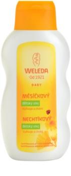 Weleda Baby and Child olio di calendula per bambini