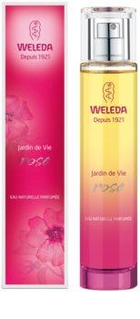 Weleda Jardin de Vie Rose eau de parfum para mujer 50 ml