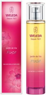 Weleda Jardin de Vie Rose Eau de Parfum para mulheres 50 ml