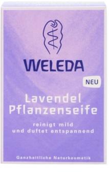 Weleda Lavender sabonete de plantas