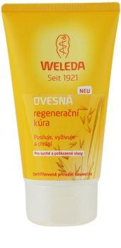 Weleda Oves regenerační kúra pro suché a poškozené vlasy