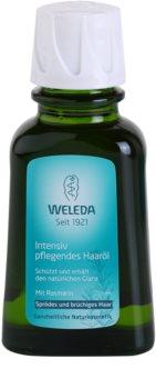 Weleda Rosemary олио за коса за подсилване и блясък на косата