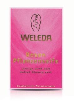 Weleda Rose Plant Soap