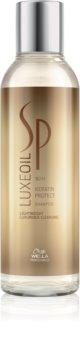 Wella Professionals SP Luxe Oil luxusný šampón pre poškodené vlasy