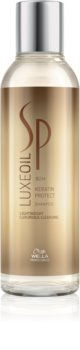 Wella Professionals SP Luxe Oil shampoo di lusso per capelli rovinati