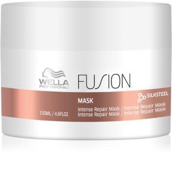Wella Professionals Fusion εντατικά αναζωογονητική μάσκα