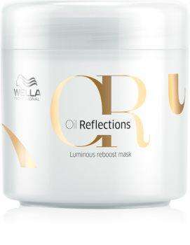Wella Professionals Oil Reflections hranilna maska za gladke in sijoče lase