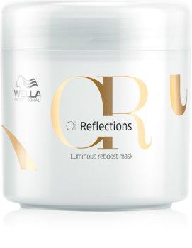Wella Professionals Oil Reflections masque nourrissant pour des cheveux lisses et brillants
