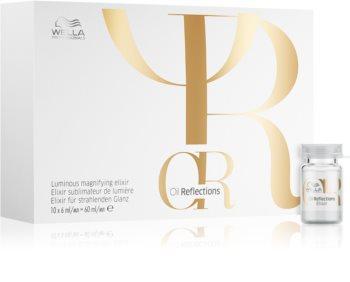 Wella Professionals Oil Reflections elixir para o brilho extra e maciez dos cabelos