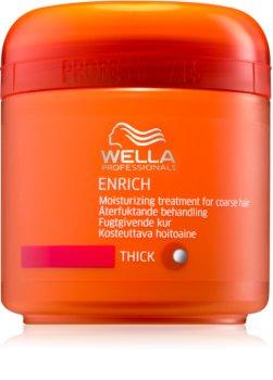 Wella Professionals Enrich hydratační a vyživující maska pro silné, hrubé a suché vlasy