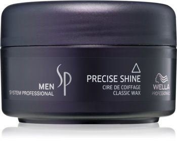 Wella Professionals SP Men Precise Shine Hair Styling Wax for Men