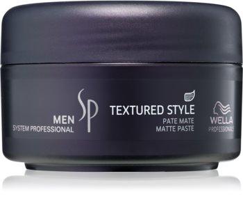 Wella Professionals SP Men Textured Style Modellierende Haarpaste für Herren