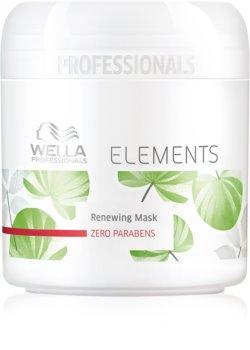 Wella Professionals Elements maschera ricostruttore