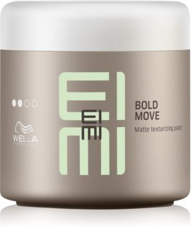 Wella Professionals Eimi Bold Move Matte Paste For Tousled Look