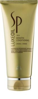 Wella Professionals SP Luxe Oil keratinový obnovující kondicionér pro poškozené vlasy