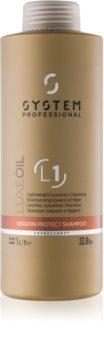 Wella Professionals System Professional  Luxeoil shampoing pour des cheveux faciles à démêler