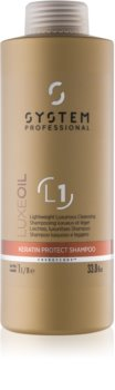 Wella Professionals System Professional  Luxeoil Shampoo For Easy Combing