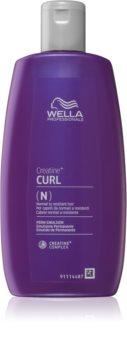 Wella Professionals Creatine+ Curl Permanentti Kestäville Luonnollisille Hiuksille