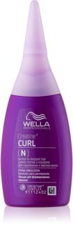 Wella Professionals Creatine+ Curl Perm For Resistant Natural Hair