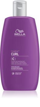Wella Professionals Creatine+ Curl химическо къдрене за къдрава коса