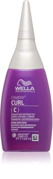 Wella Professionals Creatine+ Curl Permanent Wave for Curly Hair