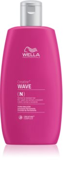 Wella Professionals Creatine+ Wave Dauerwelle für normales und wirderstandsfähiges Haar