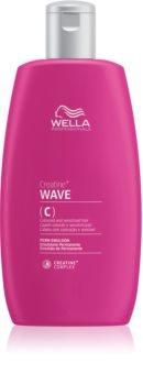 Wella Professionals Creatine+ Wave Perm För normalt och resistent hår