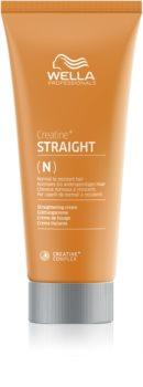 Wella Professionals Creatine+ Straight krém pro narovnání vlasů