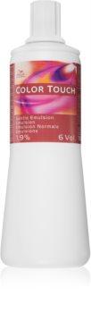 Wella Professionals Color Touch oksidacijska emulzija 1,9 % 6 vol.