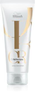 Wella Professionals Oil Reflections Pehmentävä Hoitoaine Kiiltäville Ja Pehmeille Hiuksille