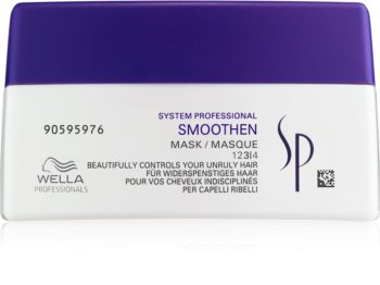 Wella Professionals SP Smoothen maska za neobvladljive lase