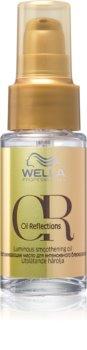Wella Professionals Oil Reflections olio lisciante per capelli brillanti e morbidi