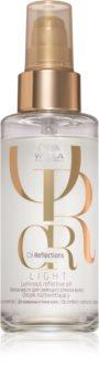 Wella Professionals Oil Reflections Lystergivande olja för glansigt och mjukt hår